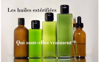 Les huiles estérifiées: qui sont elles vraiment?