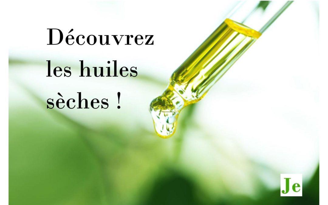 Découvrez l'huile sèche corps