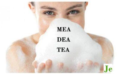MEA DEA TEA
