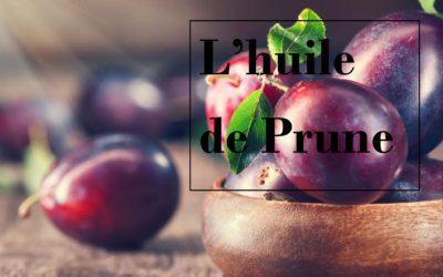 L'huile de Prune