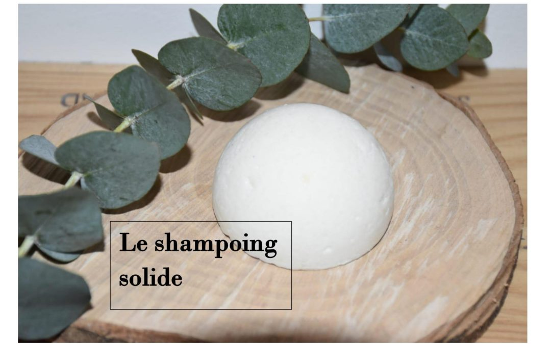 Le shampoing solide