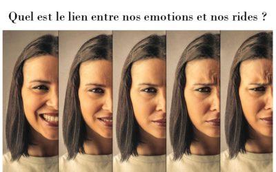 Quel est le lien entre nos emotions et nos rides ?